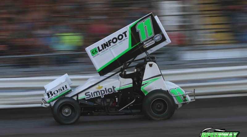 Brendan Mullen, River Cities Speedway, Norman County Raceway, NOSA Sprints