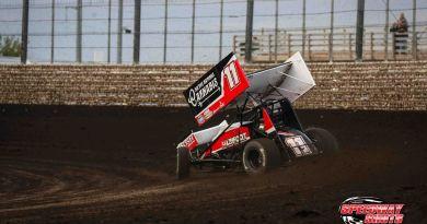 Brendan Mullen, Jackson Motorplex, I-90 Speedway, Huset's Speedway, NOSA Sprints