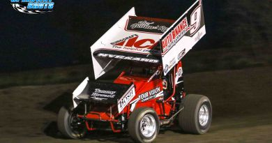 Wade Nygaard, River Cities Speedway, Devils Lake Speedway, NOSA Sprints