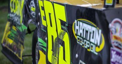 Jason Strand, River Cities Speedway, Greenbush Race Park, Buffalo River Speedway, NLRA Late Models