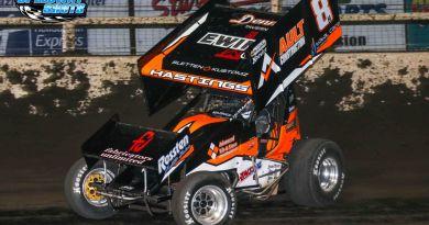 Jade Hastings, Husets Speedway, River Cities Speedway; NOSA Sprints