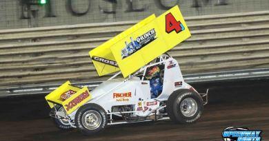 Lee Grosz, Knoxville Raceway