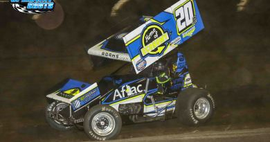 Jordan Adams, River Cities Speedway, Husets Speedway, NOSA Sprints