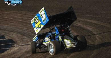 Jordan Adams, River Cities Speedway; NOSA Sprints