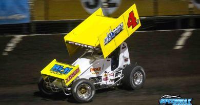 Lee Grosz, Huset's Speedway, MSTS Sprints