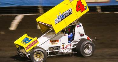 Lee Grosz, 360 Sprints