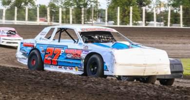 Tucker Pederson, River Cities Speedway, Greenbush Race Park