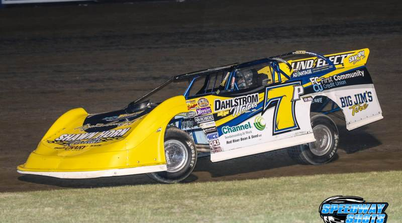 Joey Pederson, River Cities Speedway; NLRA Late Models