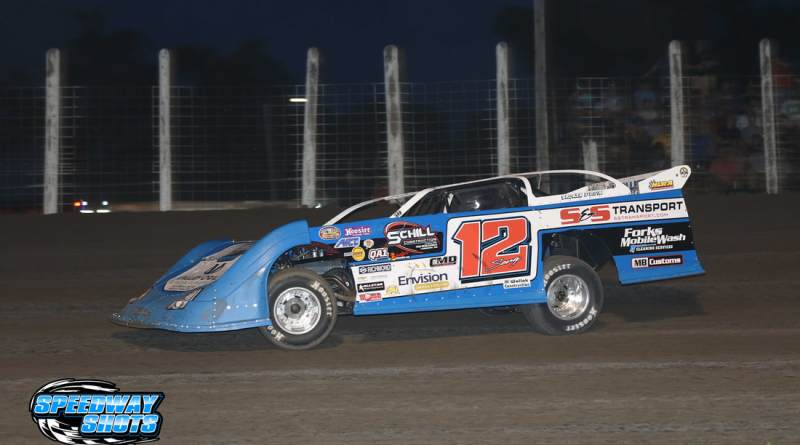 Brad Seng, River Cities Speedway, NLRA Late Models