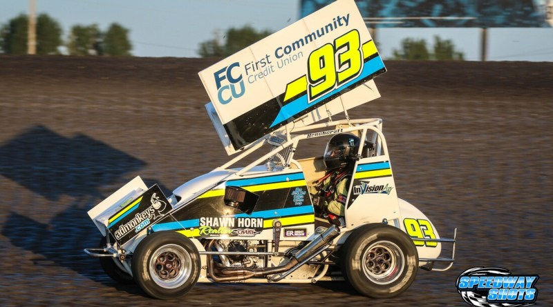 Kelsi Pederson, Red River Valley Speedway, NLSA Lightning Sprints