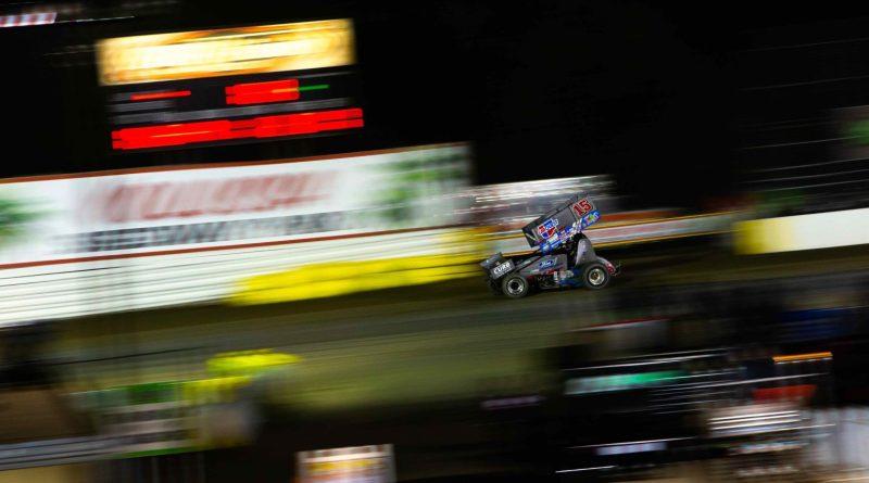 Donny Schatz, World Of Outlaws Sprint Cars, Volusia Speedway Park