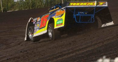 Donny Schatz, Dirt Track at Charlotte, World of Outlaws Late Models