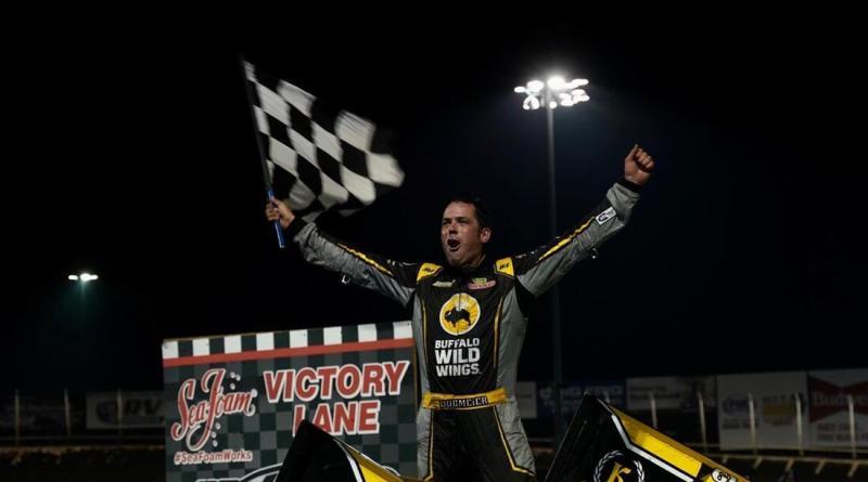 Mark Dobmeier, Huset's Speedway, NOSA Sprints