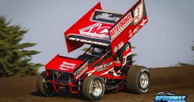 Wade Nygaard, Dacotah Speedway, NOSA Sprints