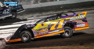 Dustin Strand, NLRA Late Models, Red River Valley Speedway