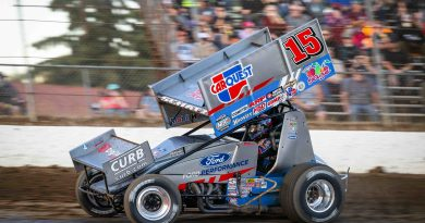 Donny Schatz, World of Outlaws Sprint Cars, Silver Dollar Speedway, Gold Cup