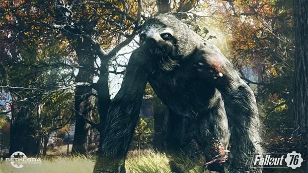 Fallout 76 Megasloth Inline