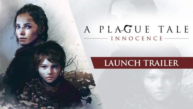A Plague Tale: Innocence Hero Image