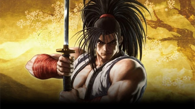 Samurai Shodown Hero Image