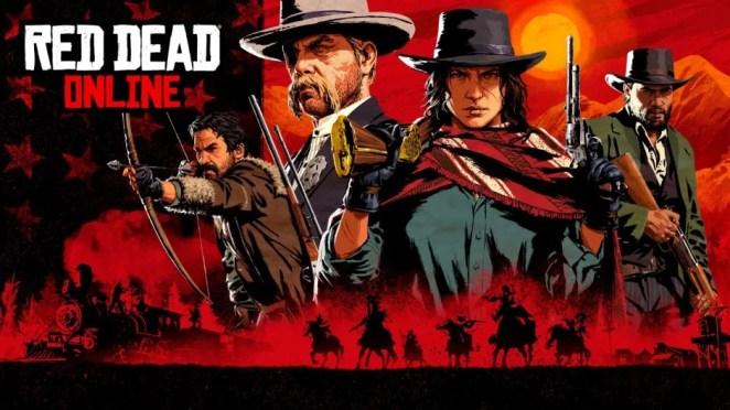 Red Dead Online Hero Image