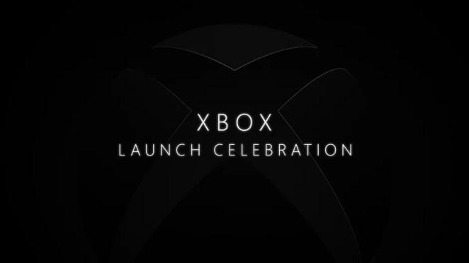 Xbox Launch Celebration Hero Image