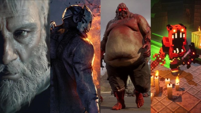 Xbox Game Pass: Scary Games Hero Image
