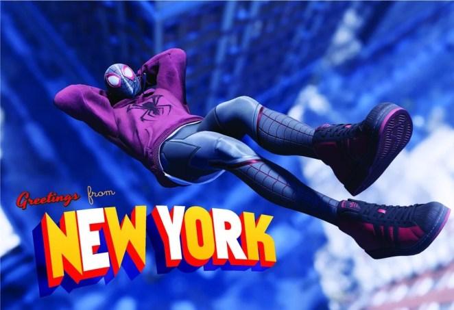 Marvel's Spider-Man Miles Morales - Adidas Superstar