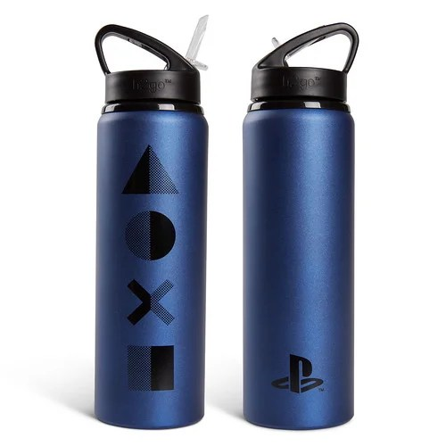 Playstation Gear Store Europe - Pearlized Symbols Water Bottle