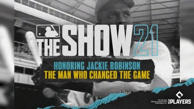 MLB The Show - Jackie Robinson