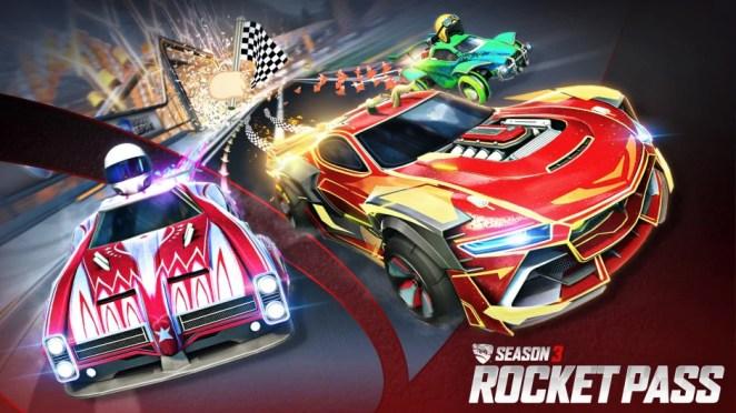 Rocket League - Season 3
