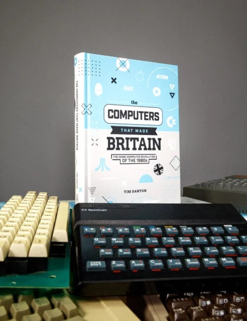 The Computers That Made Britain hardback book