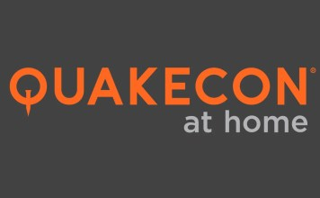 QuakeCon at Home - Titel