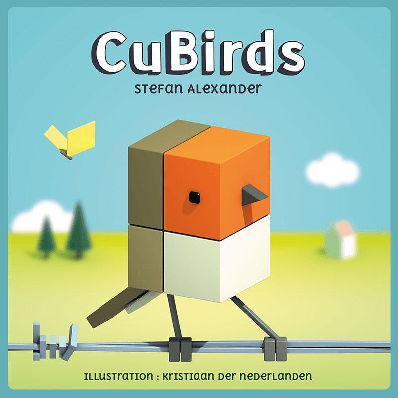 Schachtelvorderseite CuBirds