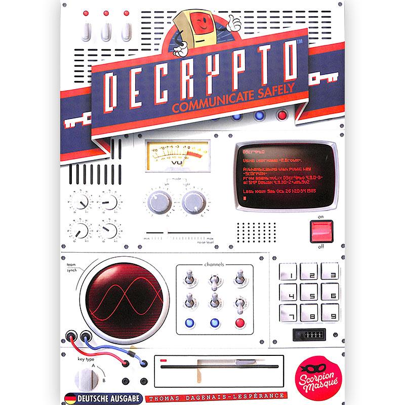 Decrypto Schachtel