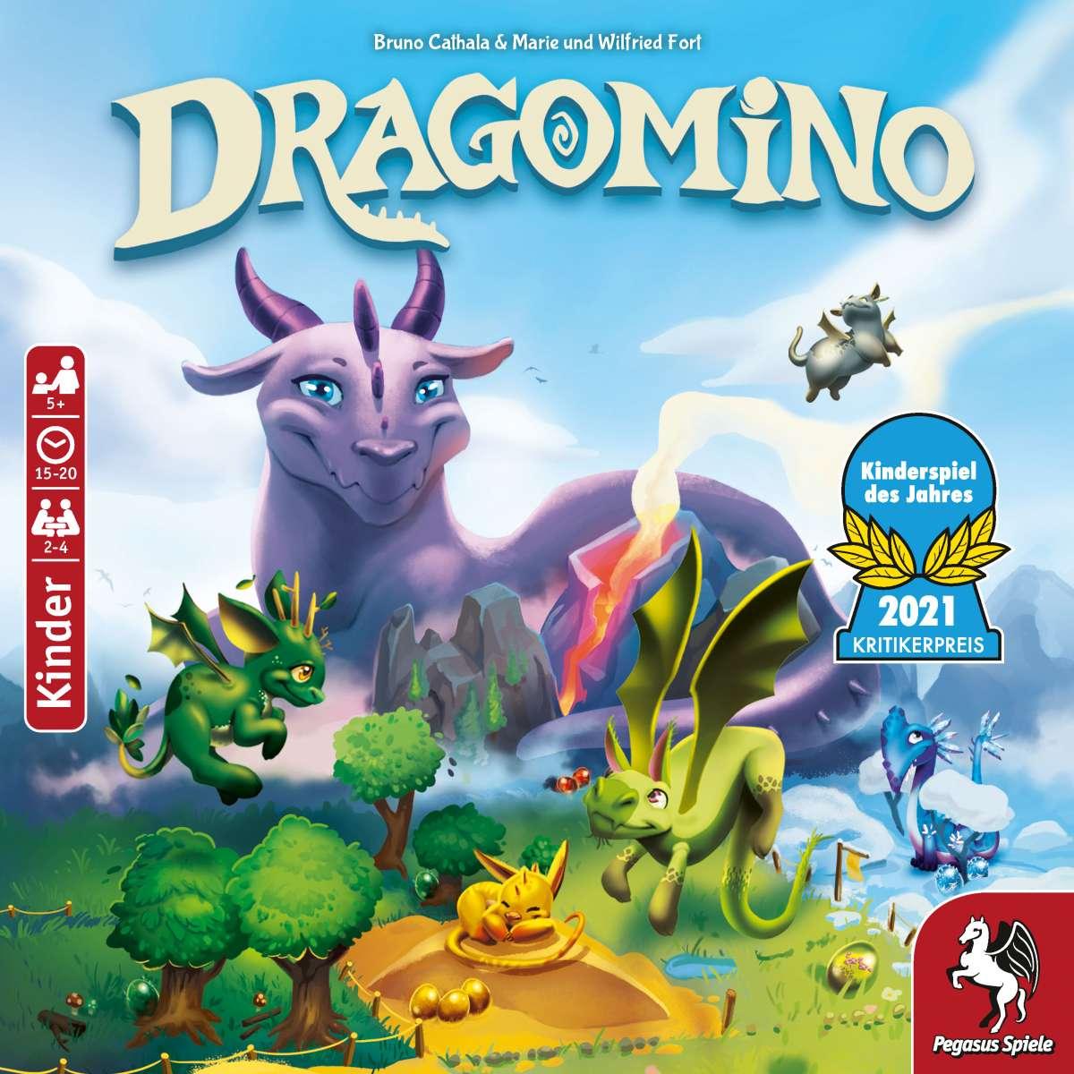 Dragonimo Schachtelcover