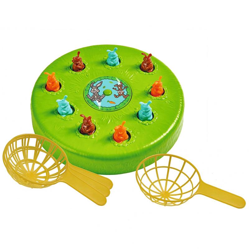 Spielmaterial von Hoppla Hoppel