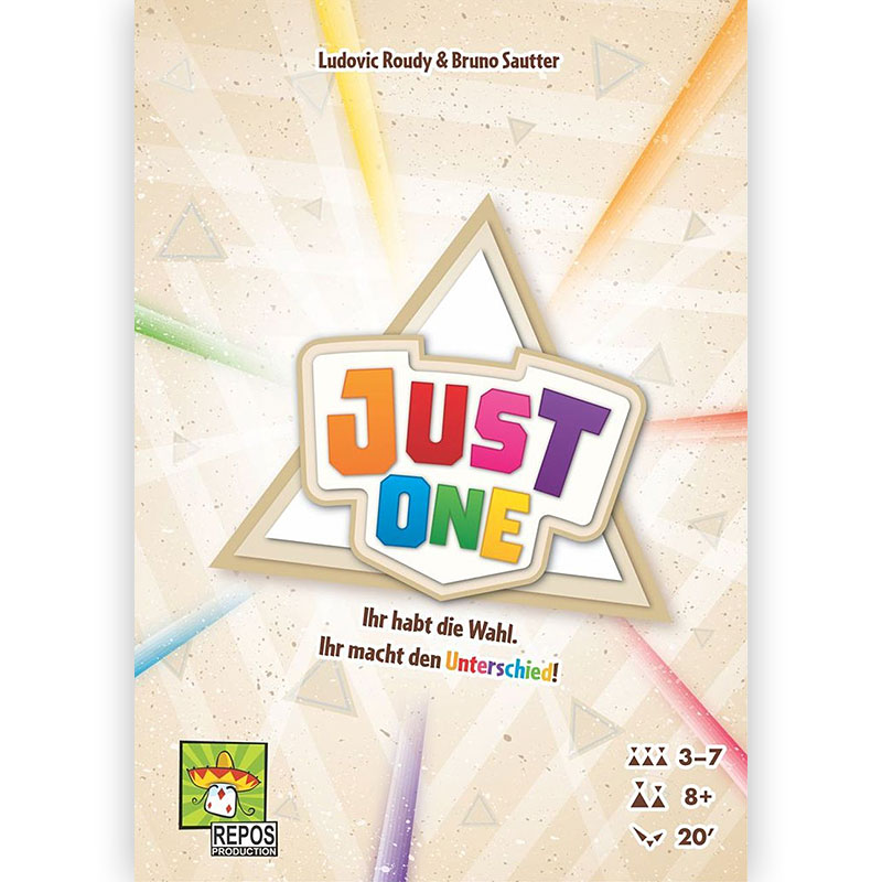 Just One Cover