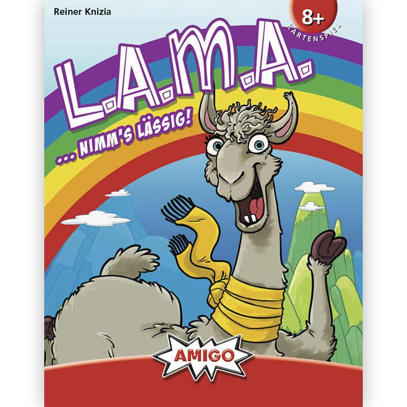 Schachtel LAMA