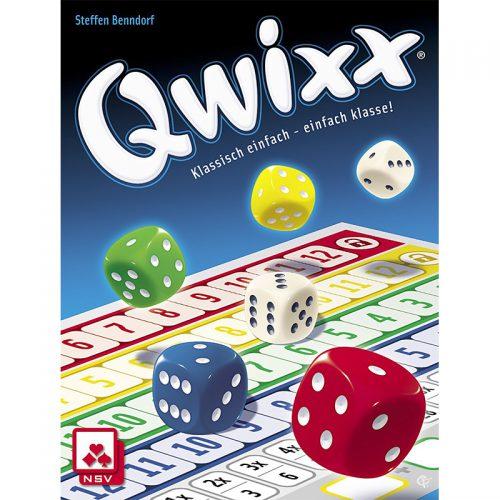 Schachtel von Qwixx