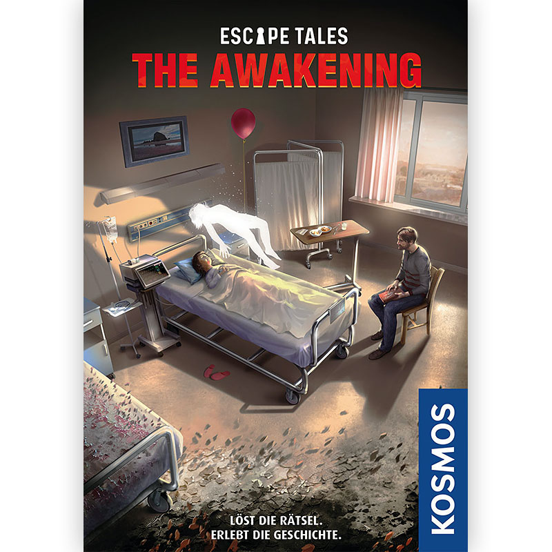 The Awakening Schachtel