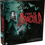 Fury of Dracula - Cover