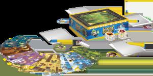 Brettspiel Looneyquest