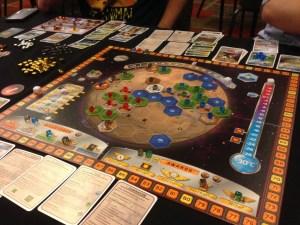 Brettspiel Terraforming Mars