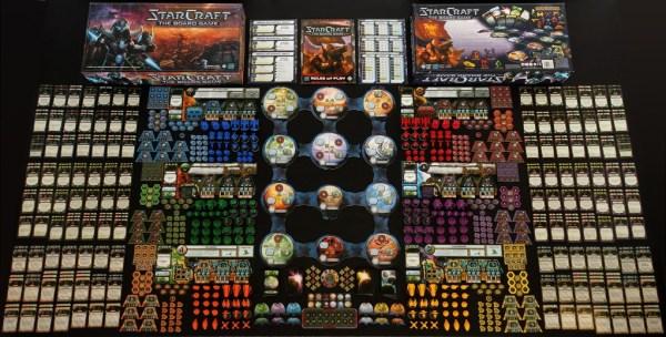 Starcraft Das Brettspiel