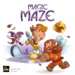 Brettspiel Magic Maze
