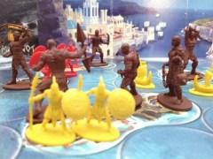 Brettspiel Cyclades Titan