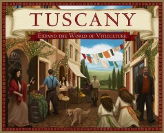 Viticulture Tuscany Expansion