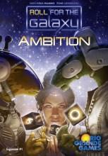 Brettspiel Roll for the Galaxy Erweiterung