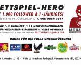 BRETTSPIEL-HERO-Event - So 1. Oktober