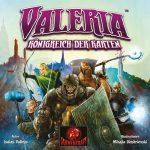 Brettspiel Valeria Königreich der Karten